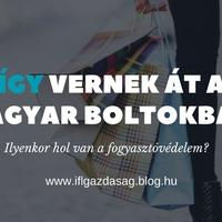 Így vernek át a magyar boltokban?- Erre mit mond a fogyasztóvédelem?