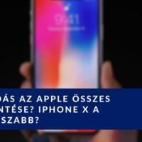 Imádom az Apple-t, de ez hatalmas csalódás! Nagyon mérges vagyok