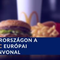 Magyarországon a Big Mac európai (ár)színvonal