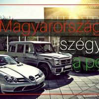 Magyarországon szégyen, ha pénzed van!