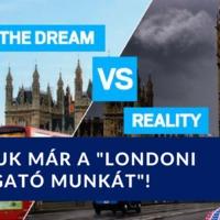 """Hagyjuk már a """"londoni mosogató munkát""""! Ébredj fel!"""
