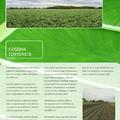 Egy mezőgazdasági cég bemutatkozó kiadványából