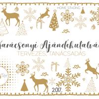 Karácsonyi Ajándékutalvány