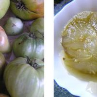 Ancsi néni érsekújvári három napos zöldparadicsom savanyúsága