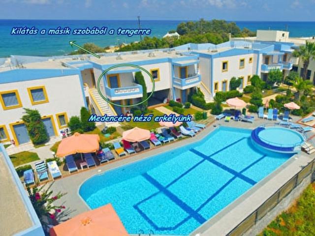 Gouves Maya Resort, ahogy mi láttuk
