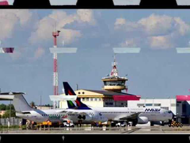 Régi szerelmünk a reptér