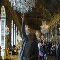 Versailles-ozás az esőben
