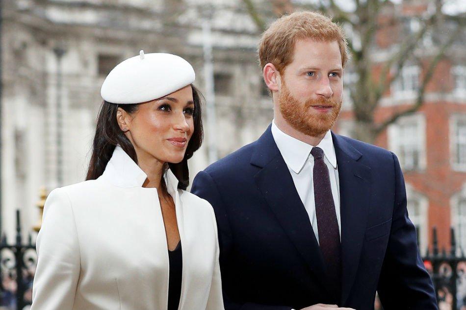 Ilyen lett Harry herceg és Meghan Markle esküvői meghívója!