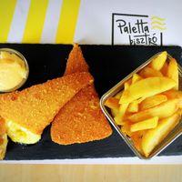 A legjobb rántott hús és a legdurvább rántott sajt egy helyen