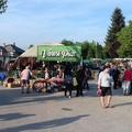 Balatoni piackörkép - Balatonalmádi - kicsi, átlátható, otthonos