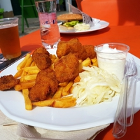 A fish and chips már Szigligeten is támad