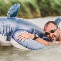 Sportlegendákkal együtt úszhatsz az I love Balaton Öbölátúszáson