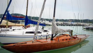 A Balaton legmenőbb hajói egy helyen
