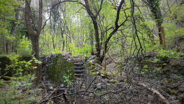 A Balaton elhagyatott helyei - munkatábor a Badacsony hegyen