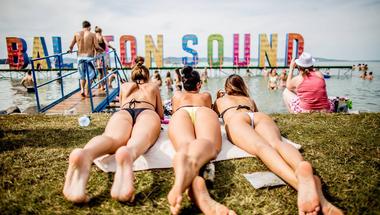 A legjobb csajok a Balaton Soundról