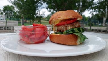 Malackrumpli: a hamburger, ami évekig készült