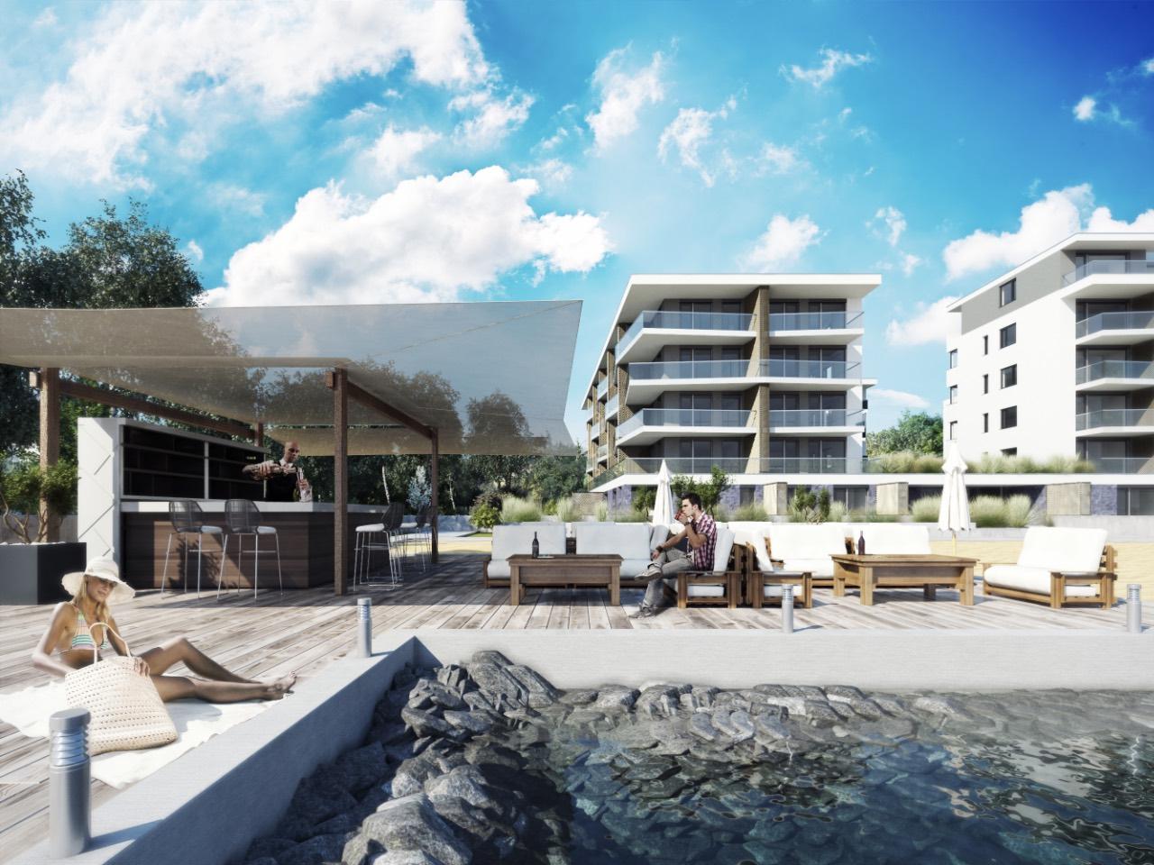 Már épül a szupermenő üdülőpark a Balaton partján