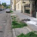 Spontán emberi öngyulladás a Csóka utcában /// eredeti megjelenés: 2008.05.16. 11:49