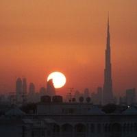 Dubaj üres tornya