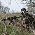 Indafotósok a Szolnoki Helikopter bázison - A Könnyű Vegyes Zászlóalj