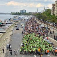 Critical Mass 2012: Föld napja
