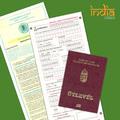 Indiai beutazási információk - Arrival Card