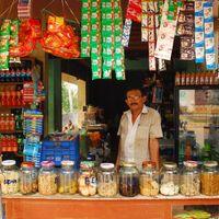 Vásároljunk Indiában 1. - Apró közért