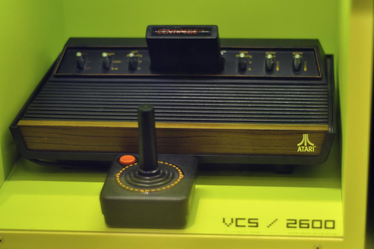 Csak szerintem gyönyörű? Atari 2600