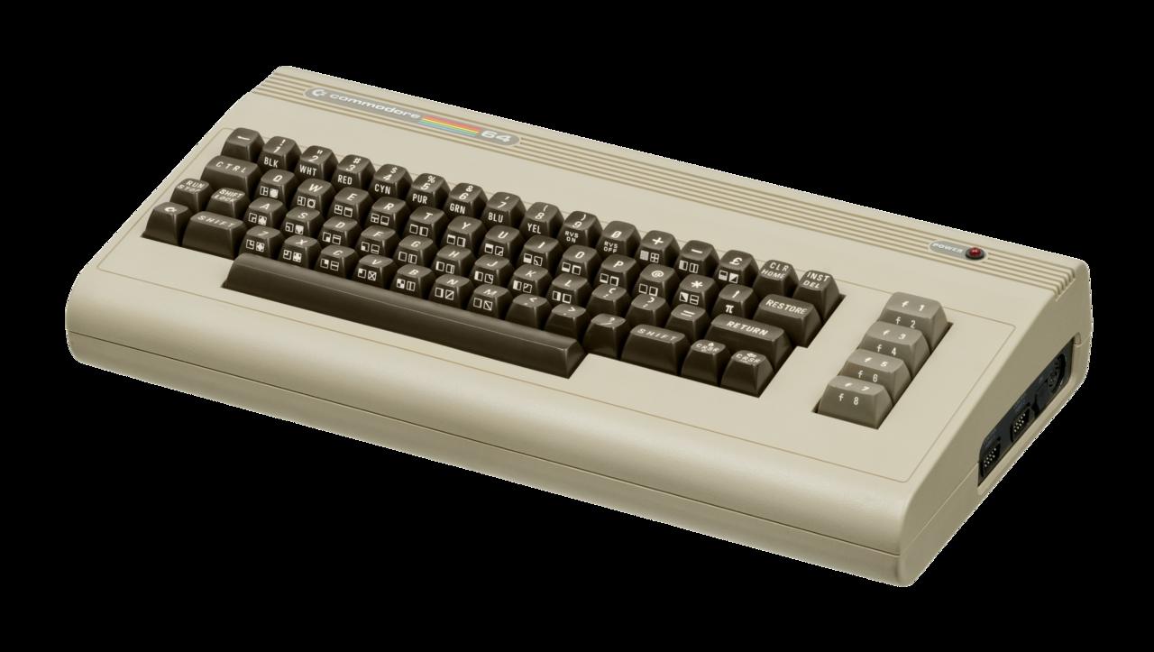 Régi gépek: Commodore 64