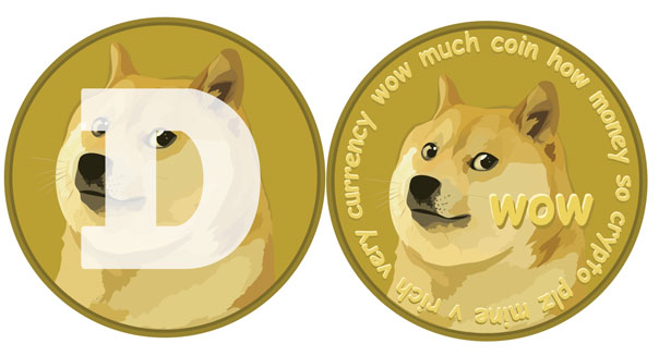 dogecoin kriptovaluta poén