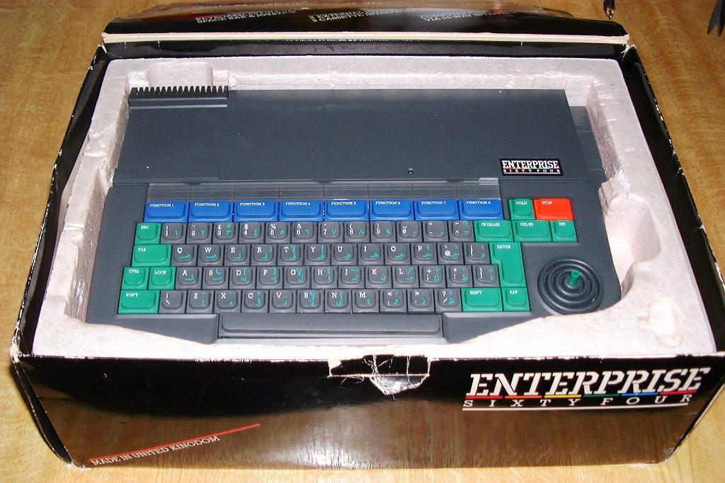 Enterprise Számítógép