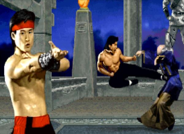A funkcionális programozó, akár Liu Kang a harcművész