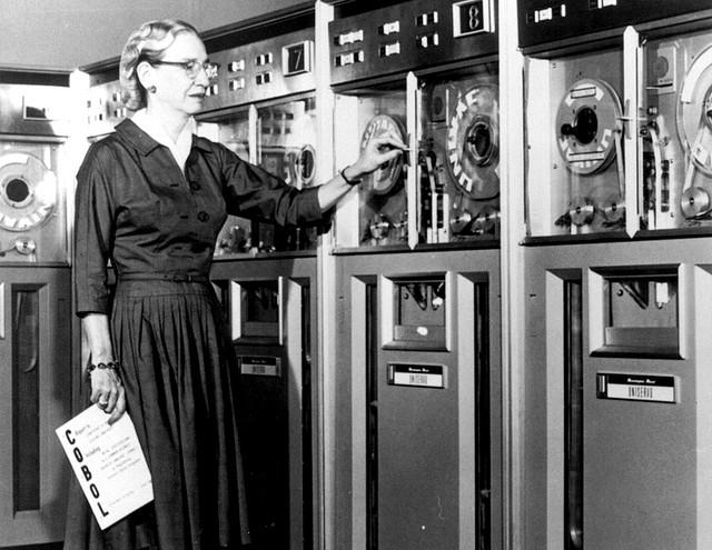 A programozás női princípuma