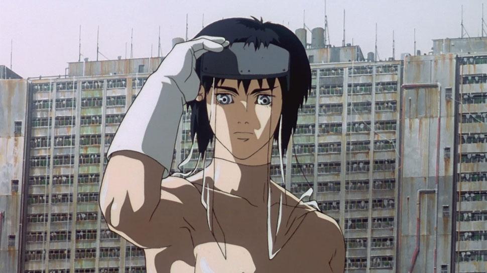 Motoko Kusanagi Őrnagy (Ghost in The Shell / Páncélba zárt szellem )