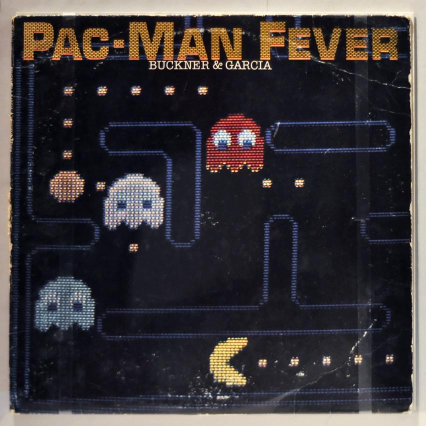 Pac Man játékzene album
