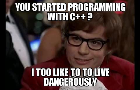 C++ programozni tanulni?