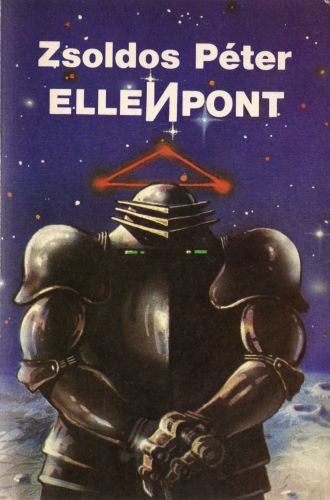Ellenpont, Zsoldos Péter science-fiction a Mesterséges Intelligenciáról