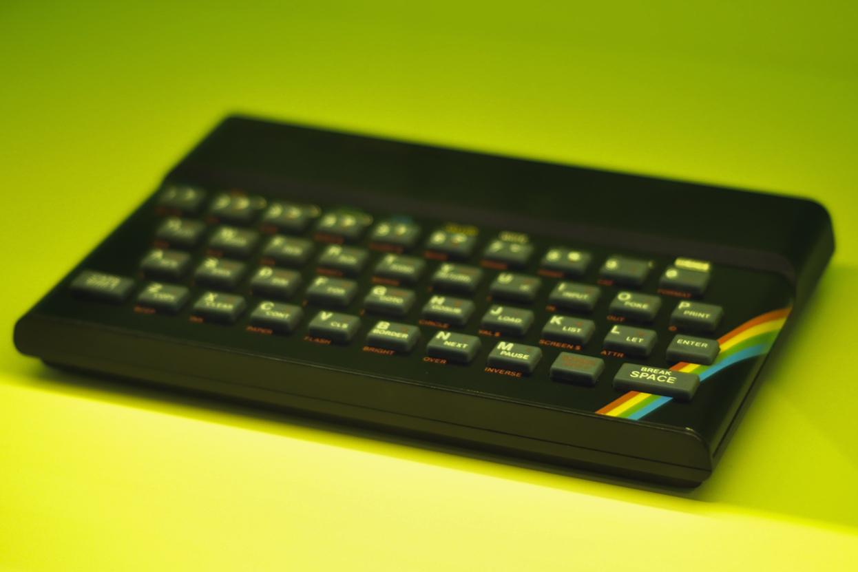 Na, egy ilyet szeretnék! Ha valakinek van elfekbő ZX Spectruma, jöhet!