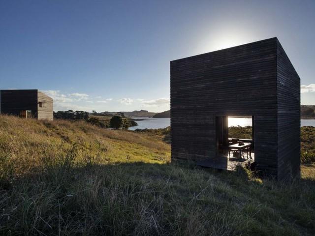 Sötét és világos - nyaralók Új-Zélandon