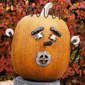 Halloween indusztriál módra