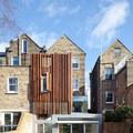 Különleges házbővítés Londonból