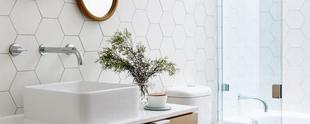 Hexagon csempék