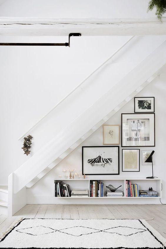 Inspiráció egyszerű lépcsőhöz
