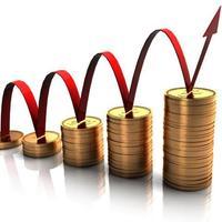 1.544 százalékos infláció 1940 óta