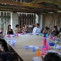 Rural ReAction- Előkészítő találkozó Kémesen