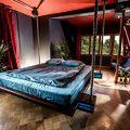 A komfort új szintje: lógó ágy