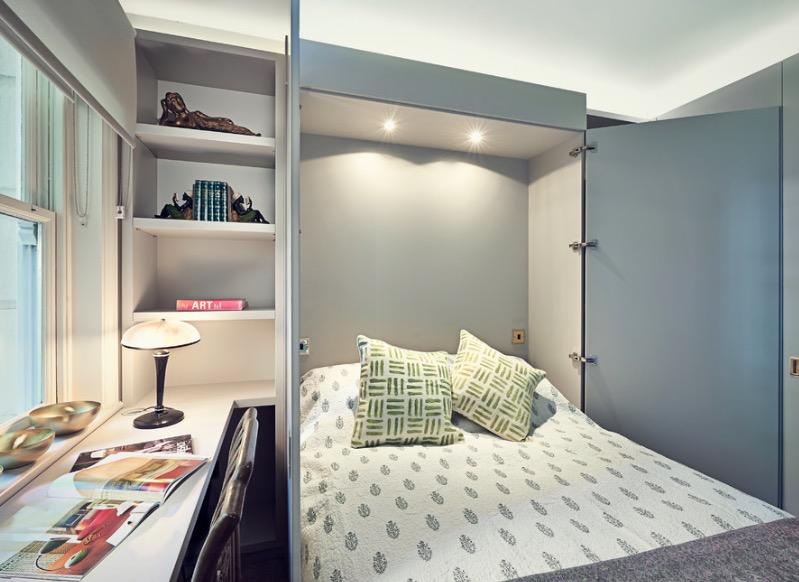 Kis hálószobákból is ki lehet hozni a maximumot! - Ingatlantájoló Blog