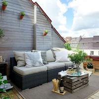 Luxus svéd apartman