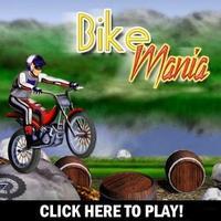 Ingyen online játék: Bike Mania