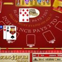 Ingyen online játék: Colosseum Casino Black Jack